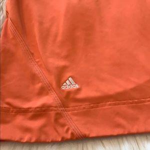 adidas Tops - Adidas Golf Women's XL Shirt in EUC 3 Stripe Peach